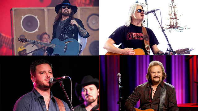 Huge country stars to perform in Fredericksburg this fall