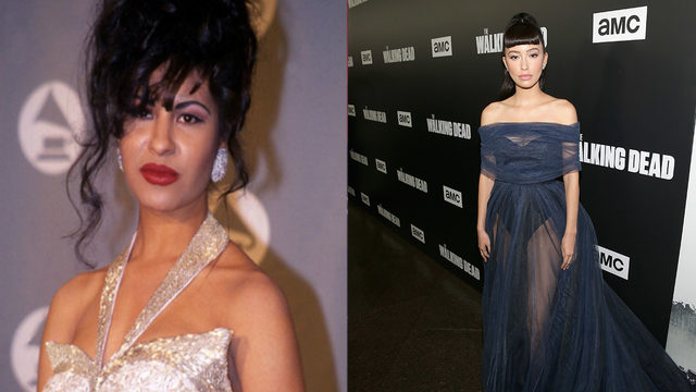 'Walking Dead' actress in talks to play Selena