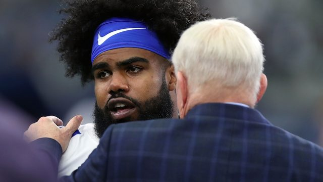 Report: Cowboys make new offer to Ezekiel Elliott as RB continues hold out