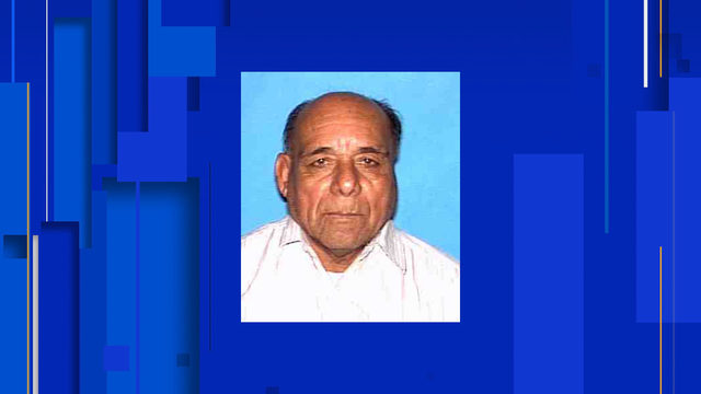Silver Alert for 76-year-old man with cognitive impairment discontinued