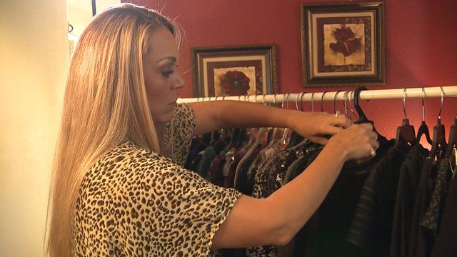 San Antonio woman helping others in need with free business clothes