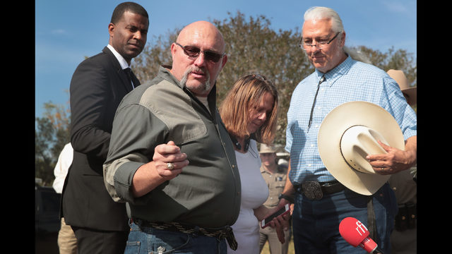 Sutherland Springs church pastor takes first step in Texas state Senate run