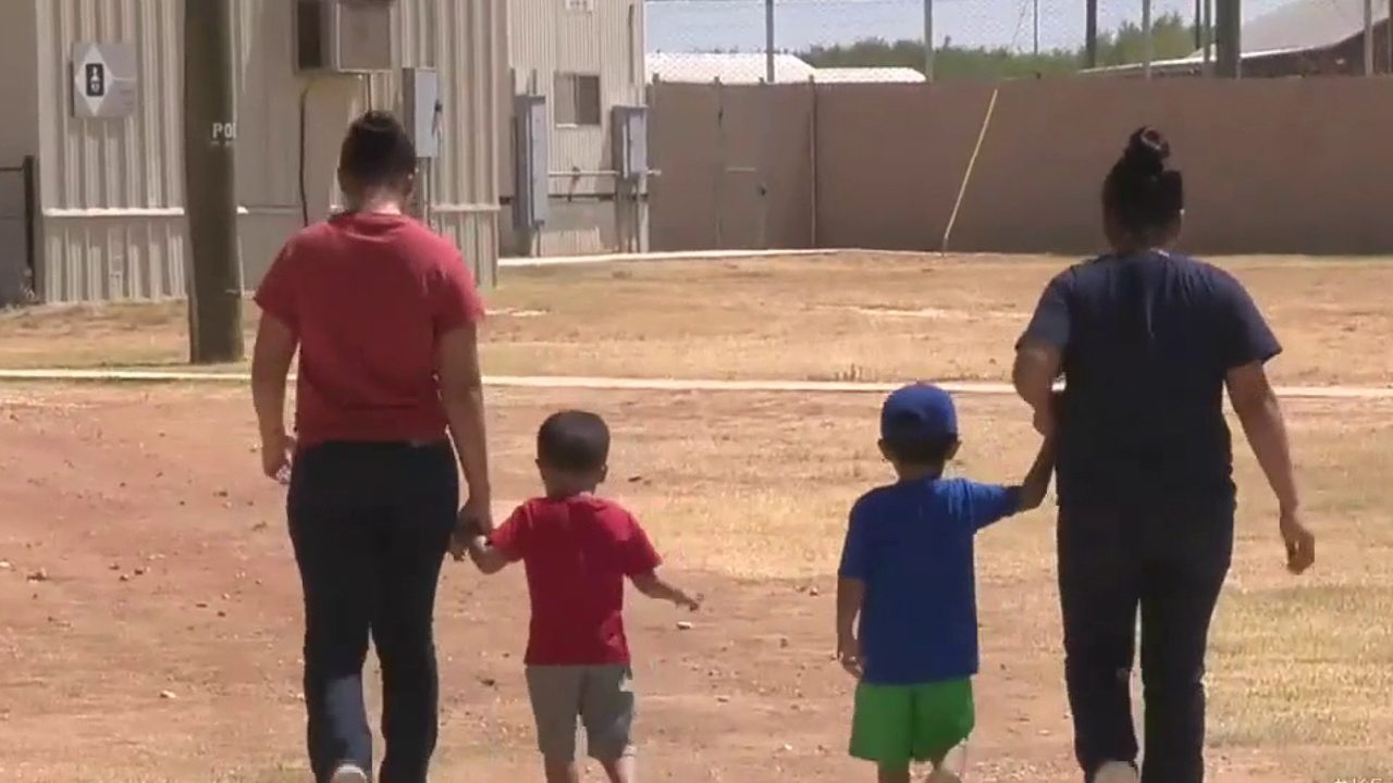 Trump Administration Unveils New Rule To Detain Migrant