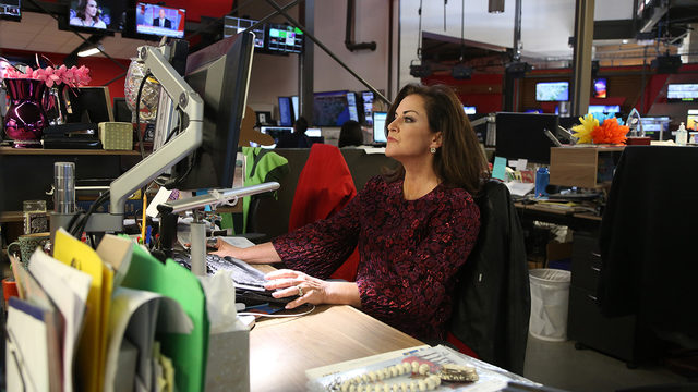 Behind the anchor's chair: KSAT 12's Ursula Pari on her favorite things…