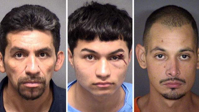 5 Bexar County men indicted on murder charges