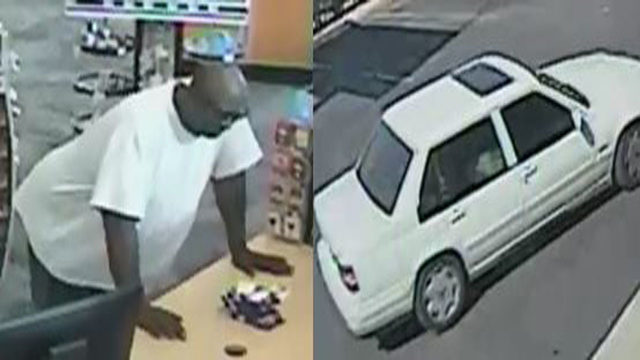 Man robs CVS Pharmacy, threatens store clerk, police say