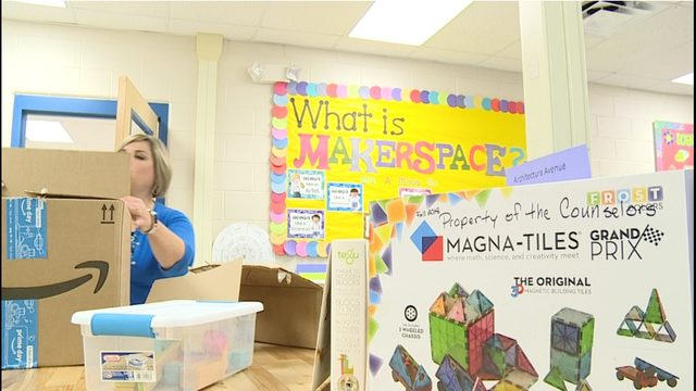 New school year brings new focus on STEM at Northside ISD elementary school