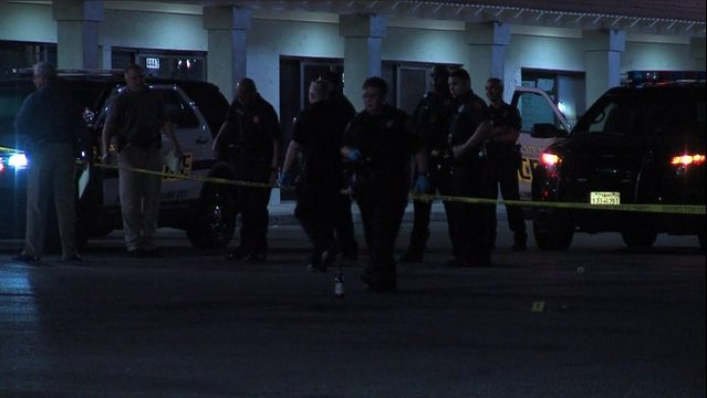 Security guard shot in Northeast bar shootout