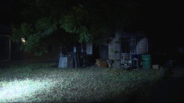 Arson team investigates house fire