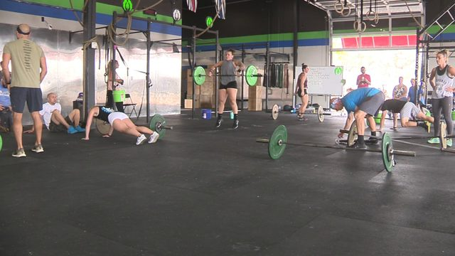 New Week, New You: Barbells For Bullies gets people pumped to save pit…