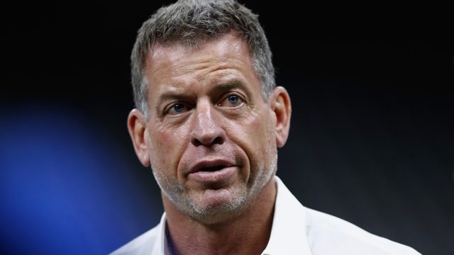 Cowboys legend Troy Aikman rips national TV, radio host for Andrew Luck tweet