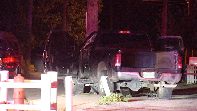 Suspected drunk driver arrested after crashing into light pole