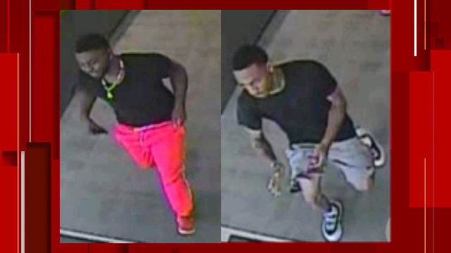 Put a ring on it: Police search for 2 diamond ring bandits