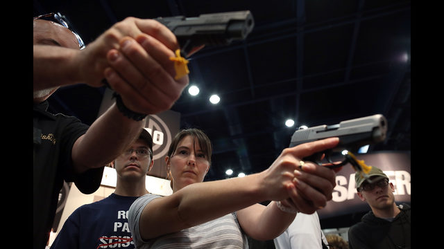 8 new Texas laws that loosen gun restrictions, starting Sept. 1