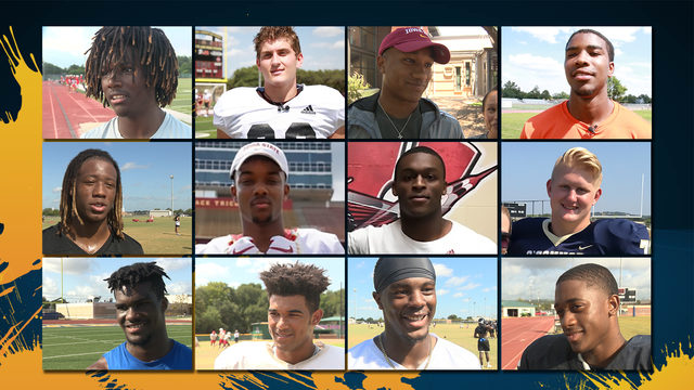 See who made 2019 KSAT BGC Elite 12 list; Plus more top football players…