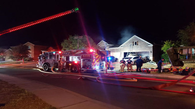 Roof of NW Side home destroyed after grill fire spreads