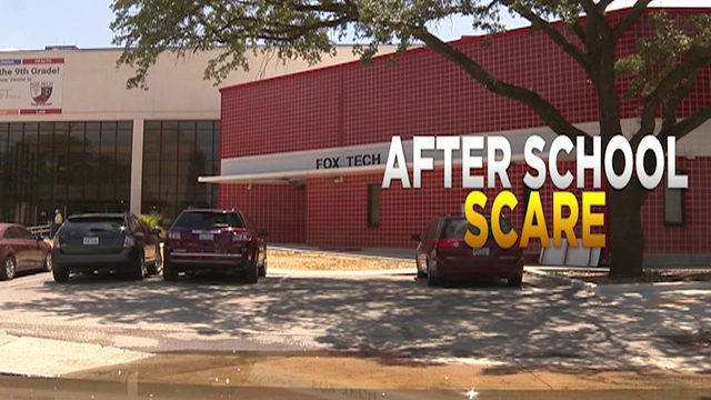 Police investigating after-school scare on Fox Tech campus
