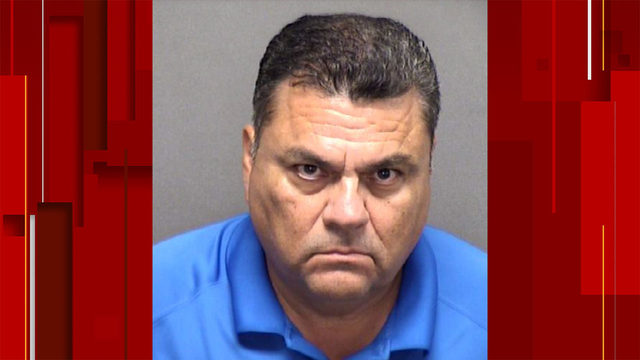 South Texas county official caught fondling himself in San Antonio park…