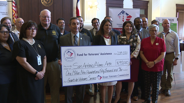 Nearly $2 million in grants awarded to help local veterans