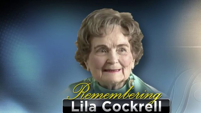 Former San Antonio Mayor Lila Cockrell to be remembered Thursday