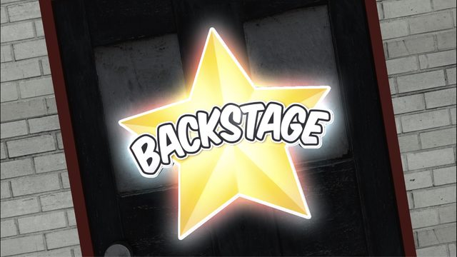 Backstage- Dreamgirls hits the Woodlawn stage