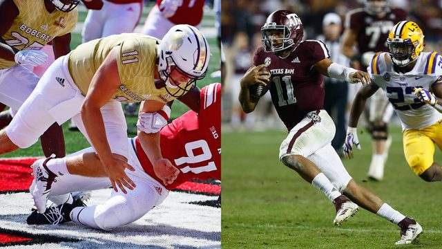 Texas college football kicks off with in-state showdown featuring two SA…