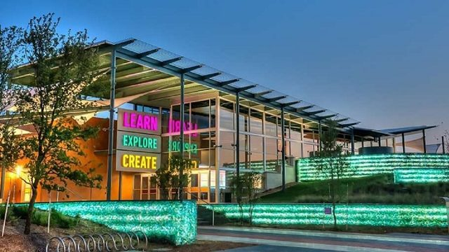 Grandparents get in free at the DoSeum in September