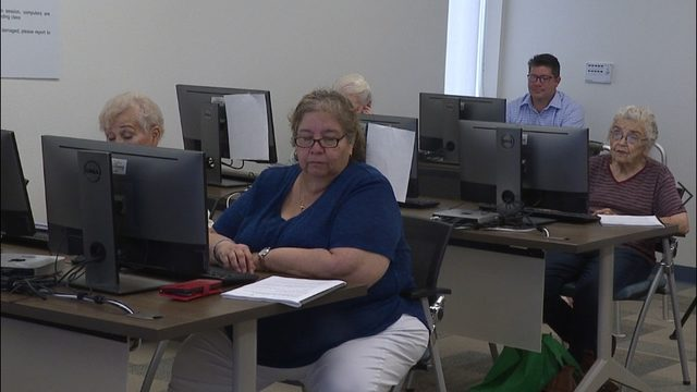 New program aims to help older adults with technology