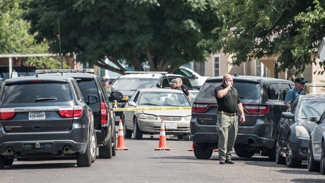 The Latest: Officials identify gunman in West Texas rampage