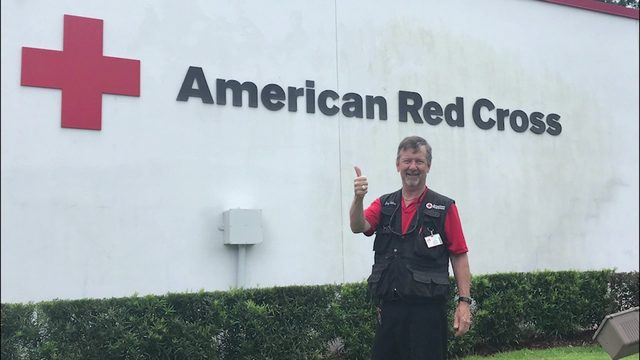 Local American Red Cross aids in Hurricane Dorian response