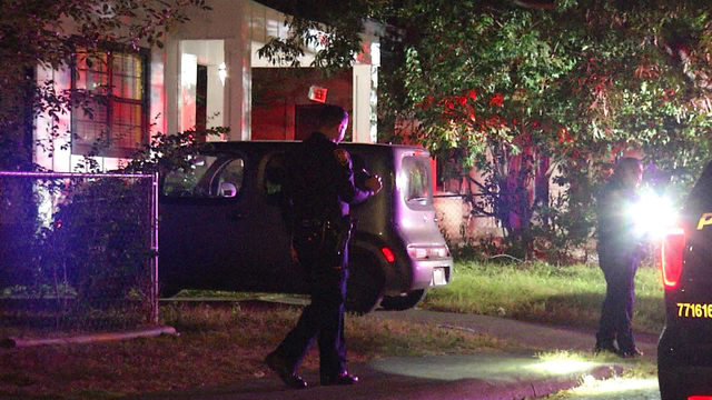 SAPD: Man sleeping inside home struck by bullet