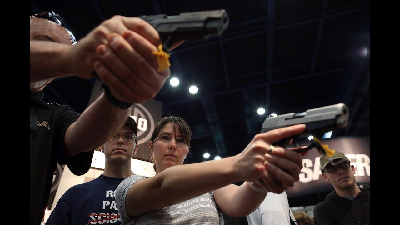 8 new Texas laws that loosen gun restrictions, starting Sept  1