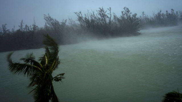 Deadly Hurricane Dorian parks itself over the Bahamas