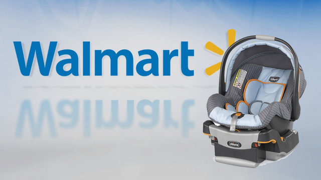Walmart giving $30 gift cards for car seat trade