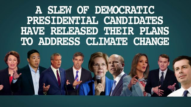 Politics with The Post: 2020 presidential candidates unveil sweeping…
