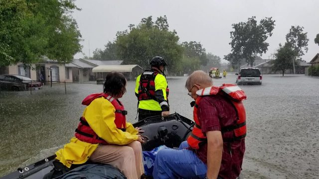 San Antonio firefighters join elite state team in response to Hurricane Dorian