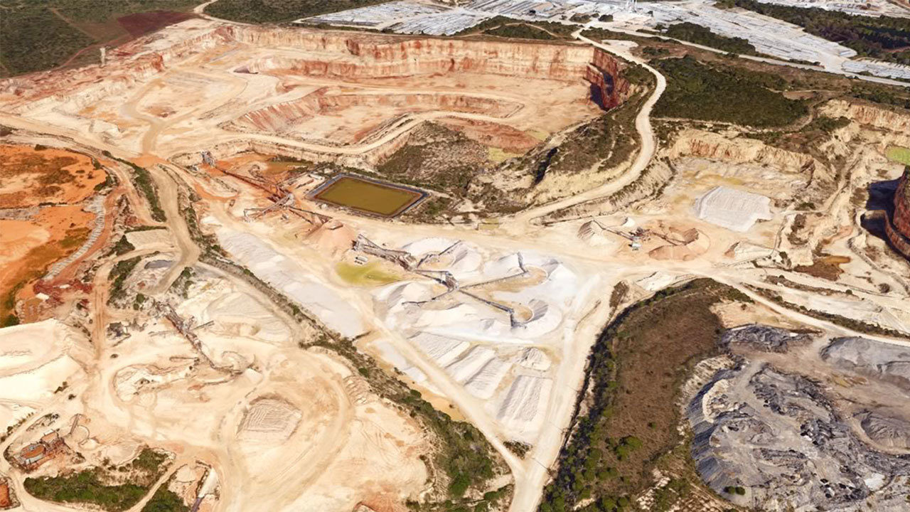 Controversial 1,500-acre open-pit quarry one step closer to reality - KSAT 12