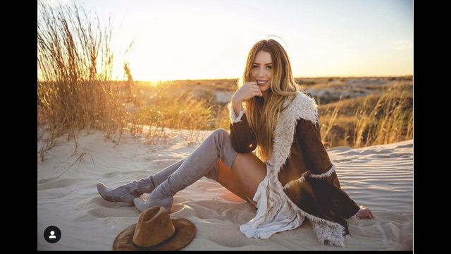 Texas country star Kylie Rae Harris killed in car wreck in New Mexico