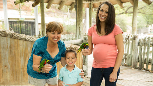 Grandparents get in free at San Antonio Zoo this weekend
