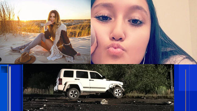 Sheriff: Texas country singer Kylie Rae Harris caused crash that killed…