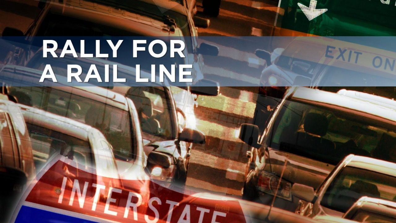 Proposed rail line between San Antonio, Austin could possibly