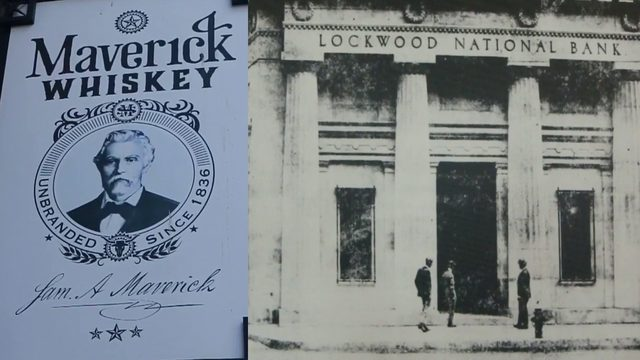Maverick family history lives on with distillery, brewery at old…