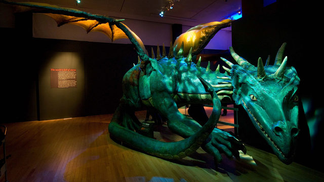 Dragons, unicorns and mermaids coming to San Antonio