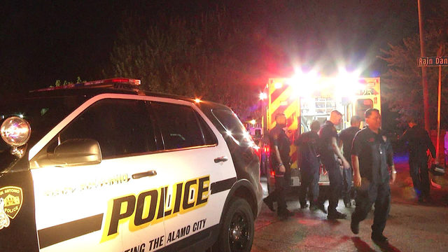 SAPD: Man treated by EMS crews after being shot on SW Side