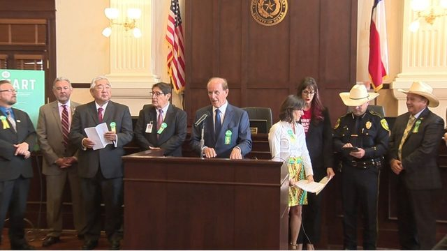 Bexar County unveils 6 gun safety initiatives, including gun collection program