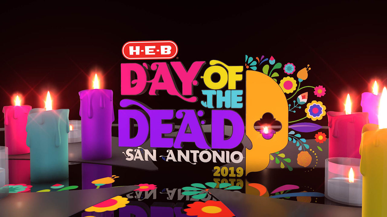 San Antonio Plans Huge Day Of The Dead Event