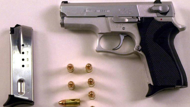 Man shoots himself in testicle while holstering gun