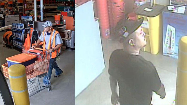 SAPD: Men threaten Home Depot employee while fleeing with stolen merchandise