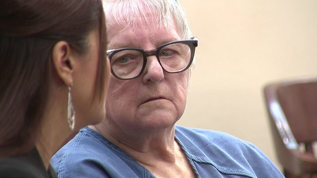 'Killer Nurse' wants Bible returned