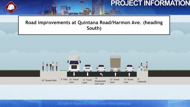 $14M project set to begin along Quintana Road this month